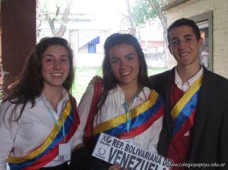 Sexto Modelo de Naciones Unidas en Corrientes 89