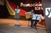 Acto de Colacion de la Promocion 2014 de Primaria 33