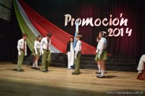 Acto de Colacion de la Promocion 2014 de Primaria 80