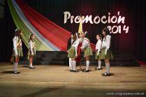 Acto de Colacion de la Promocion 2014 de Primaria 93