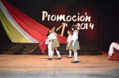 Acto de Colacion de la Promocion 2014 de Primaria 98
