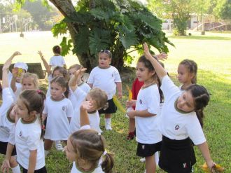 El Jardín comenzó Educación Física 23