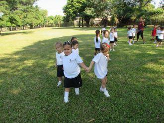 El Jardín comenzó Educación Física 34