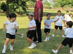 El Jardín comenzó Educación Física 44