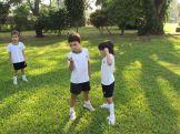 El Jardín comenzó Educación Física 46
