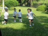 El Jardín comenzó Educación Física 58