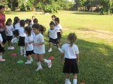 El Jardín comenzó Educación Física 7