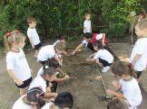 El Jardín comenzó Educación Física 79