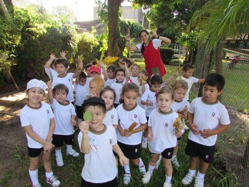 El Jardín comenzó Educación Física 81