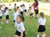 El Jardín comenzó Educación Física 8