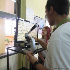 Uso del Microscopio 8