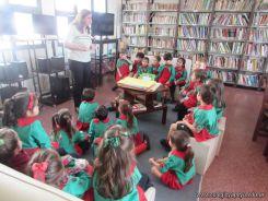 Sala de 5 en Biblioteca 11