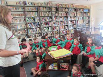 Sala de 5 en Biblioteca 12