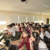 Skype con el North Cross School 15