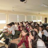 Skype con el North Cross School 15