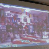 Skype con el North Cross School 2