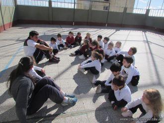 Educacion Fisica en Salas de 3 1
