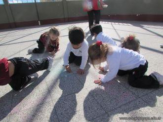 Educacion Fisica en Salas de 3 9