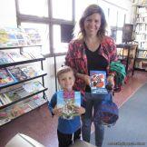Padres y alumnos visitan la Biblioteca 4