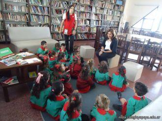 Visitamos la Biblioteca 1