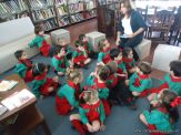 Visitamos la Biblioteca 23