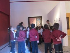 1er grado visito el Museo de Bellas Artes 10