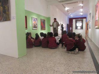 1er grado visito el Museo de Bellas Artes 12