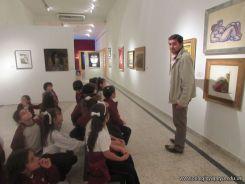 1er grado visito el Museo de Bellas Artes 21