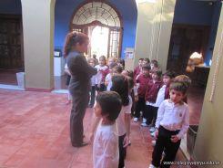 1er grado visito el Museo de Bellas Artes 22