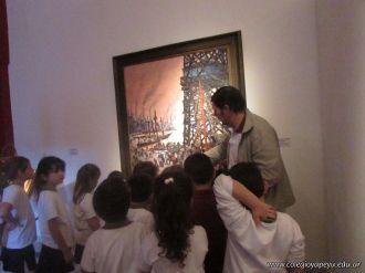 1er grado visito el Museo de Bellas Artes 34