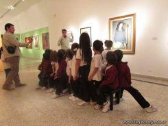 1er grado visito el Museo de Bellas Artes 65