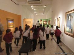 1er grado visito el Museo de Bellas Artes 66