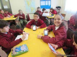 5to y 6to se preparan para el Spelling Bee 15