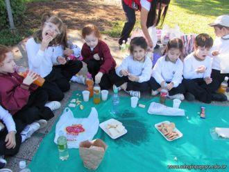 Dia del Jardin en el Campo Deportivo 87
