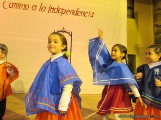 Acto por el Día de la Independencia del Jardin 110