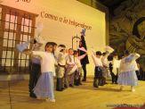 Acto por el Día de la Independencia del Jardin 91