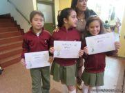 Premiacion del Spelling Bee 9