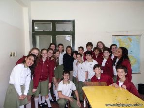 Nos visitaron del North Cross High School 1