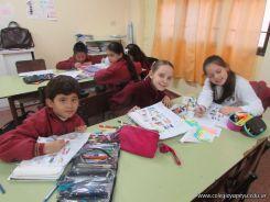 San Martin en el Colegio Yapeyur 22