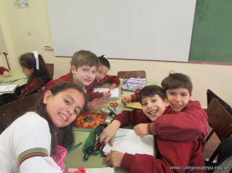 San Martin en el Colegio Yapeyur 31