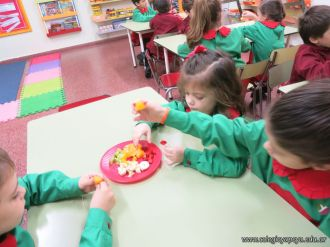 Brochette de Frutas en Salas de 5 16