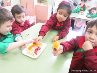Brochette de Frutas en Salas de 5 37