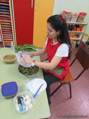 Empanadas de Verdura en Salas de 4 6