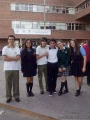 Olimpiadas de Geografia - Instancia Nacional 6