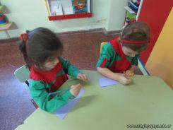 Salas de 4 escriben sus nombres 10