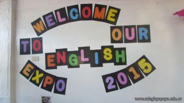 Expo Ingles del 1er Ciclo 1