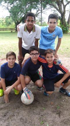 Torneo Interno de Fútbol 16