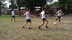 Torneo Interno de Fútbol 18