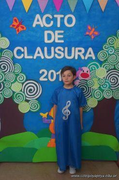 Acto de Clausura de Primaria 2015 13