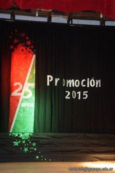 Acto de Colacion de la Promocion 2015 22